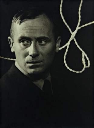 227: MAN RAY, Joan Miró, 1930s
