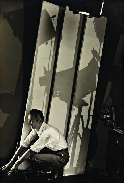 250: EDWARD STEICHEN, Self-portrait with Photographic P