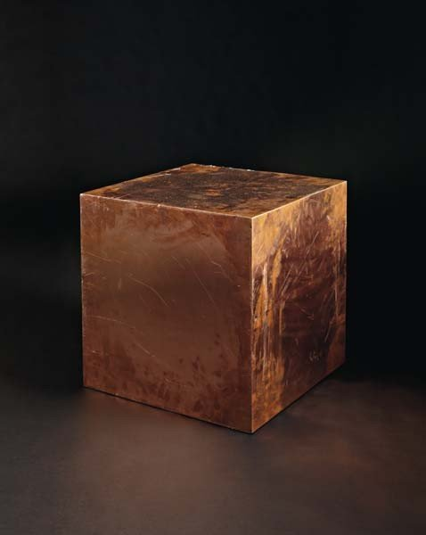 1: WALEAD BESHTY, 20-inch Copper(FedEx® Large Kraft Box