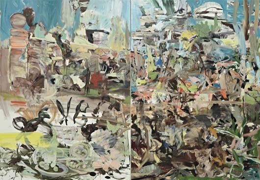 15: CECILY BROWN, Park, 2004