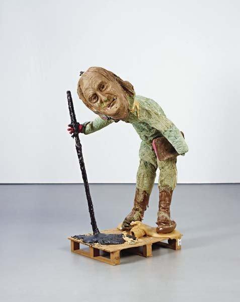 109: FOLKERT DE JONG, The Message (Diogenes), 2007