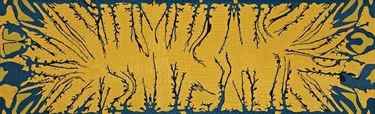 """18: FEDERICA TONDATO, """"Rios"""" rug, 2005"""