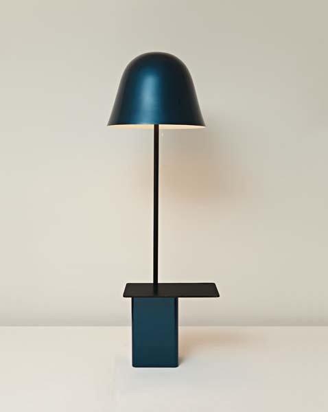"""20: RONAN AND ERWAN BOUROULLEC, """"Bells"""" floor lamp, 200"""