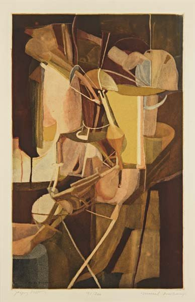 4: MARCEL DUCHAMP,Bride,1934