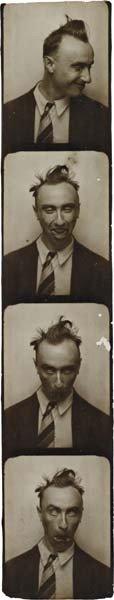11: YVES TANGUY,Self-portrait,circa. 1928