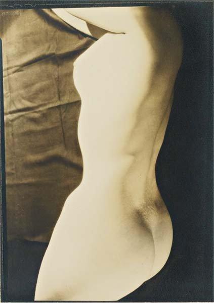 13: GEORGE PLATT LYNES,Nude #53,circa. 1931