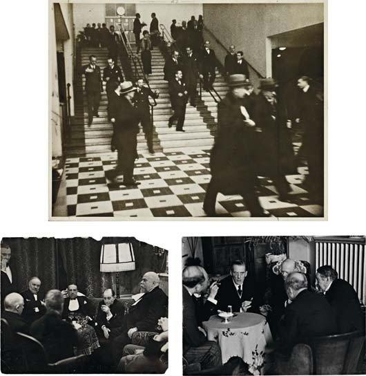 15: ERICH SALOMON,Selected Images,circa. 1920-1935