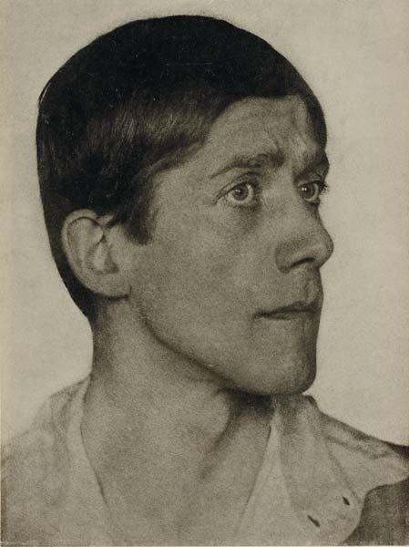 20: HUGO ERFURTH,Oskar Kokoschka,circa. 1920