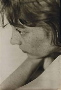 21: WALKER EVANS,Berenice Abbott,circa. 1930