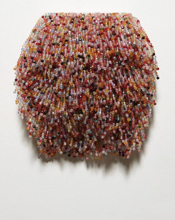 204: PAOLA PIVI, Untitled (pearls), 2005