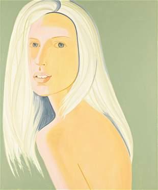 258: ALEX KATZ, Kate, 2003