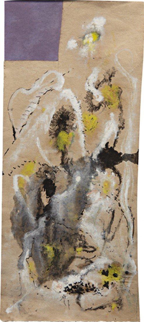 269: JACKSON POLLOCK, Untitled, 1947-1948