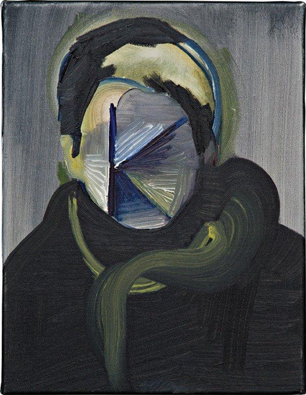 315: WILHELM SASNAL, Untitled (Kacper), 2006