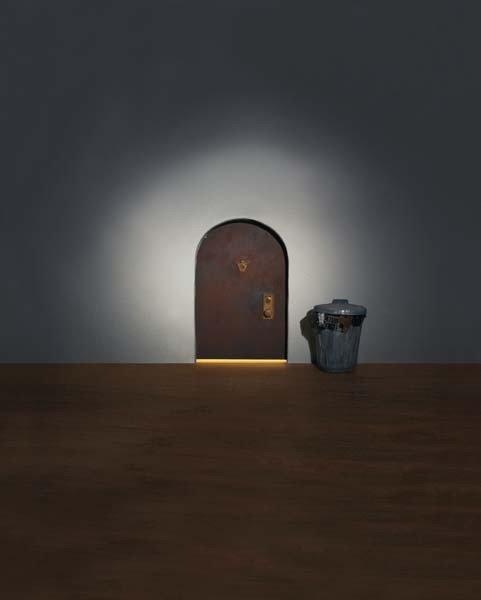 1: MAURIZIO CATTELAN, Untitled, 2000