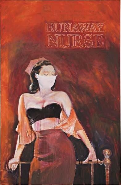 18: RICHARD PRINCE, Runaway Nurse, 2006