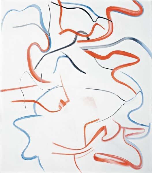 23: WILLEM DE KOONING, Untitled XVIII, 1984