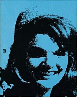 24: ANDY WARHOL, Jackie, 1964