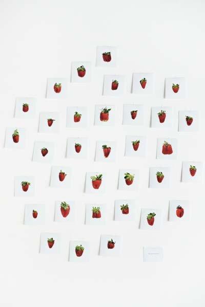 17: HANS-PETER FELDMANN, One Pound Strawberries, circa.