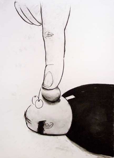 22: DAN COLEN, Blow-up God (18), circa. 2011