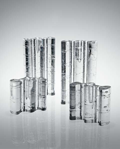 4: TIMO SARPANEVA,Set of four 'Archipelago' sculptures,
