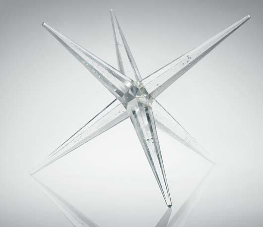 6: OIVA TOIKKA,Monumental 'Star' sculpture,circa. 1993