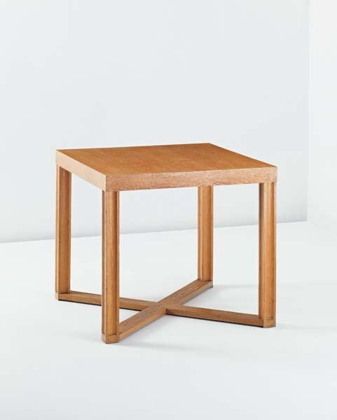 12: ELIEL SAARINEN,Table for the staff canteen of the N
