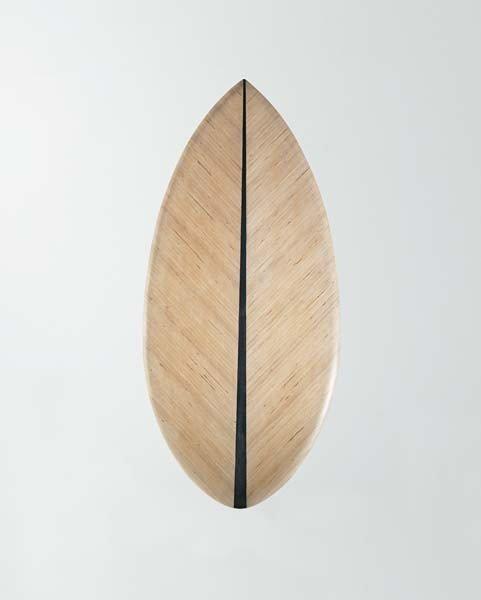 21: TAPIO WIRKKALA,Large prototype 'Leaf' platter,circa