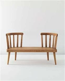 72: AXEL EINAR HJORTH,'Uto' Sofa,circa. 1934