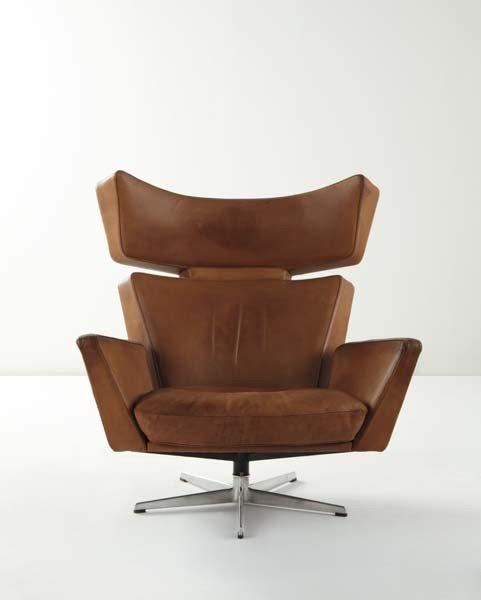 ARNE JACOBSEN The Ox chair circa