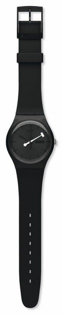 5: Swatch, Special Edition Phillips de Pury watch, 2011