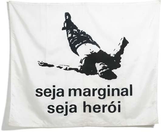 1: HÉLIO OITICICA, Seja Marginal Seja Herói (Be an Outl