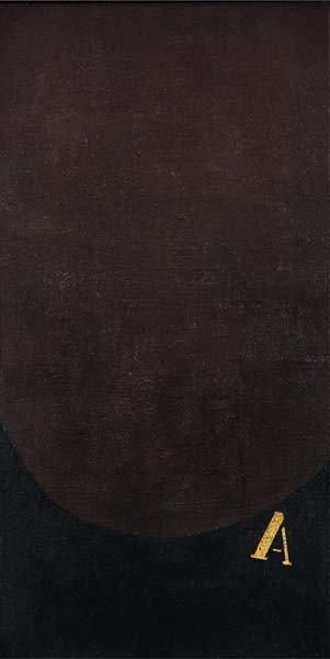 8: MIRA SCHENDEL, Untitled, 1981
