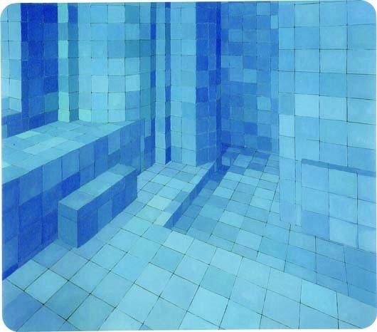 20: ADRIANA VAREJÃO, Ambiente Virtual II, 2001