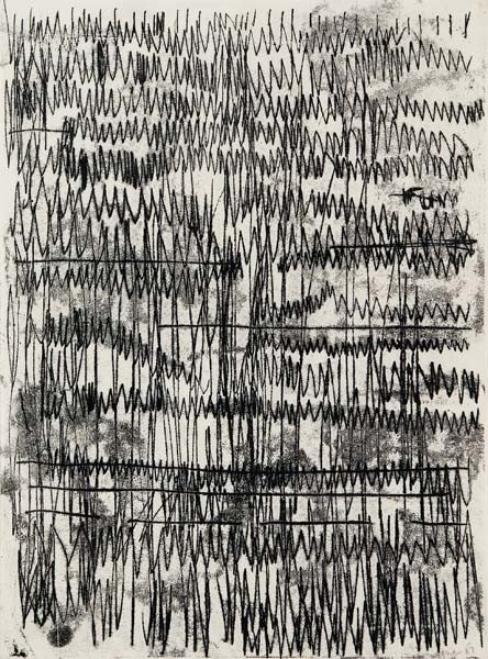 56: MIRA SCHENDEL, Untitled, 1960