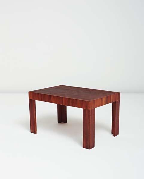 10: EYRE DE LANUX, Side table, ca. 1935