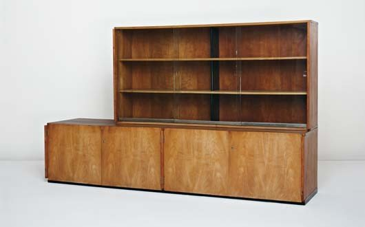 119: MARCEL BREUER, Sideboard from the apartment of Fre
