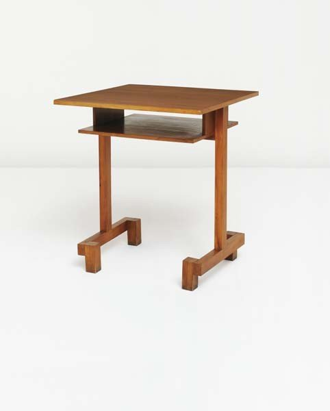"120: MARCEL BREUER, ""Tea"" table from the apartment of F"