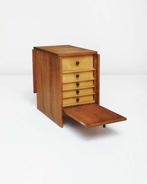 121: MARCEL BREUER, Small cabinet from the apartment of