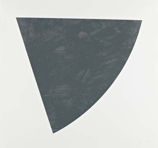 23: ELLSWORTH KELLY,Untitled (Gray), 1988