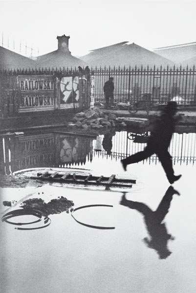 1066:  HENRI   CARTIER-BRESSON  French, 1908-2004  Behi