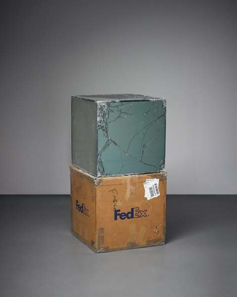 22: WALEAD BESHTY, FedEx® Kraft Box© 2005: FedEx Standa