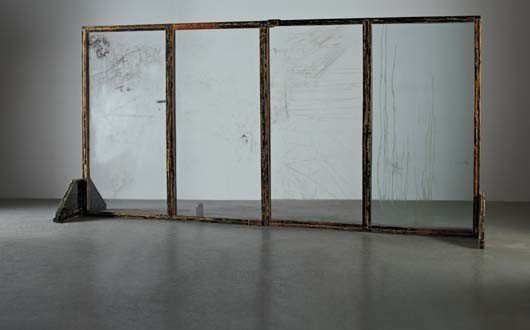 15: STERLING RUBY, Supermax Wall, 2006