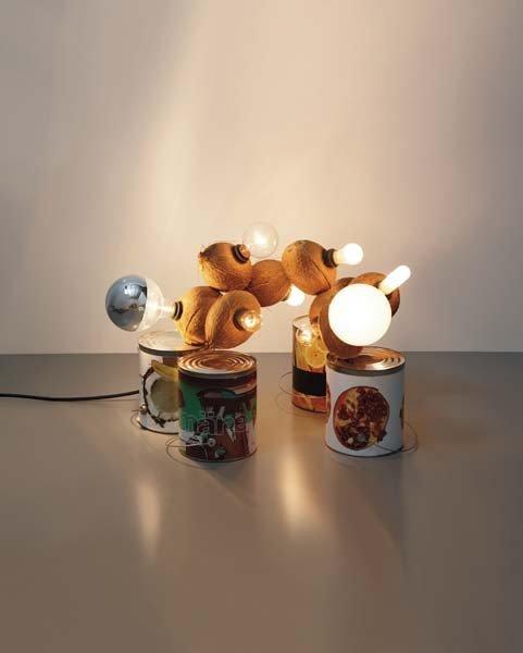 5: GUYTON \ WALKER, Coconut Lamp, 2005