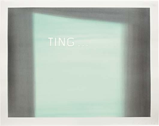 17: ED RUSCHA, Ting..., 1984
