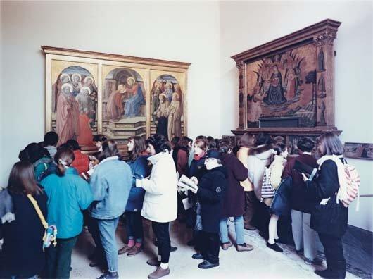 24: THOMAS STRUTH, Museo del Vaticano I, Roma, 1990
