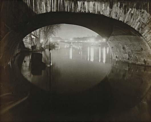 1: BRASSAÏ, Le Pont du Carrousel, 1932
