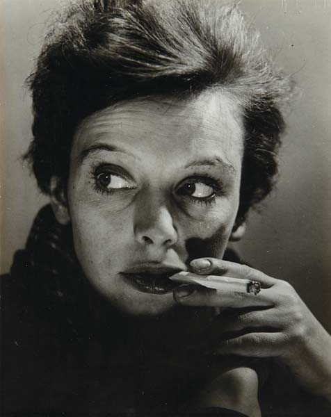 4: PHILIPPE HALSMAN, Refugee Girl, Paris, 1938