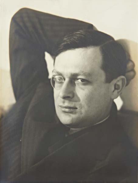 6: MAN RAY, Tristan Tzara, 1924