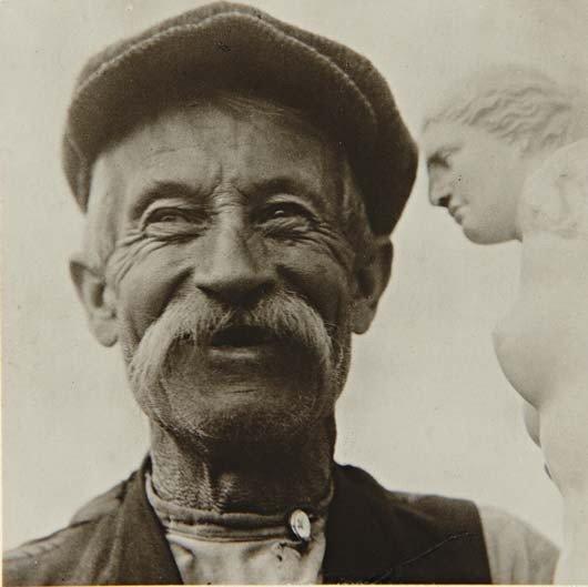 13: ALFRED STIEGLITZ, Bly and Venus, 1920