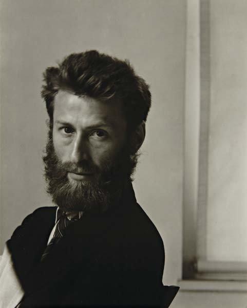 14: ALFRED STIEGLITZ, Ernest Gutman, 1933